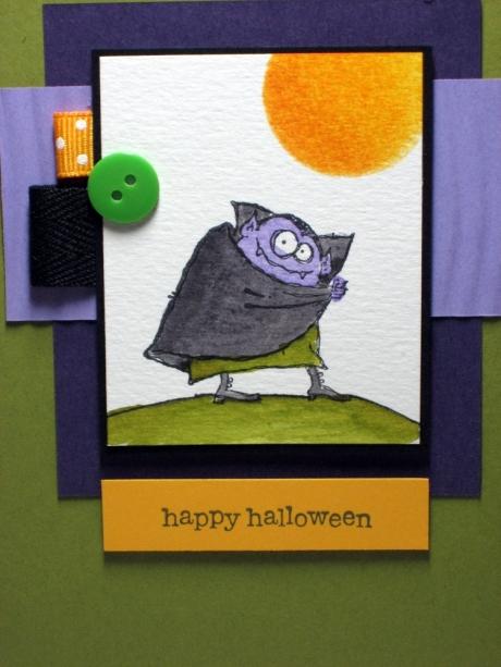 happy halloween vampire 2