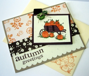 autumn greetings pumpkin wheelbarrow2
